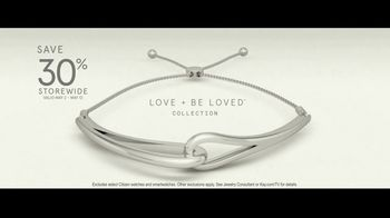 Kay Jewelers Love + Be Loved Collection TV Spot, 'Mother's Day: Inseparable Bond' - Thumbnail 9