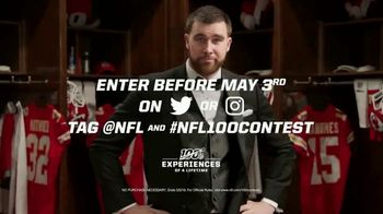NFL 100 Contest TV Spot, 'Wedding Party' Featuring Travis Kelce - Thumbnail 8