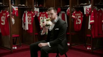 NFL 100 Contest TV Spot, 'Wedding Party' Featuring Travis Kelce - Thumbnail 3