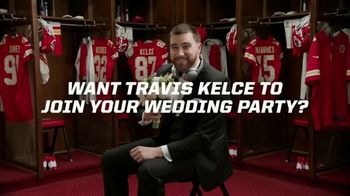 NFL 100 Contest TV Spot, 'Wedding Party' Featuring Travis Kelce - Thumbnail 4