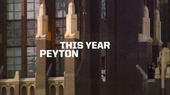 ESPN+ TV Spot, 'Peyton's Places' - Thumbnail 1