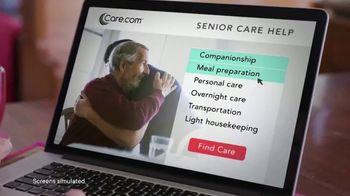 Care.com TV Spot, 'Senior Care: Pancreatic Cancer' - Thumbnail 5