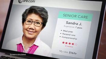 Care.com TV Spot, 'Senior Care: Pancreatic Cancer' - Thumbnail 6