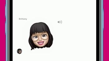 T-Mobile TV Spot, 'iPhone XR on Us: Animojis' - 8655 commercial airings