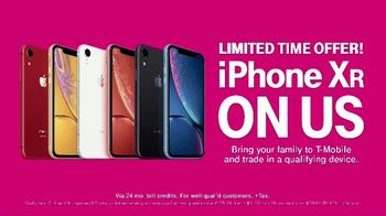 T-Mobile TV Spot, 'iPhone XR on Us: Animojis' - Thumbnail 6