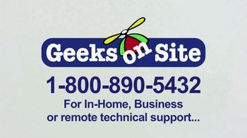 Geeks on Site TV Spot, 'Anywhere' - Thumbnail 9