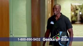 Geeks on Site TV Spot, 'Anywhere' - Thumbnail 3