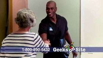 Geeks on Site TV Spot, 'Anywhere' - Thumbnail 4