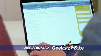 Geeks on Site TV Spot, 'Anywhere' - Thumbnail 8
