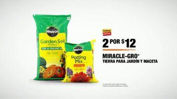 The Home Depot TV Spot, 'Hoy es el día para hacer: Miracle-Gro' [Spanish] - Thumbnail 8
