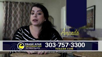 Franklin D. Azar & Associates, P.C. TV Spot, 'Frank Got Me More Money'
