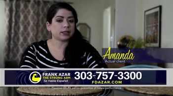 Franklin D. Azar & Associates, P.C. TV Spot, 'Frank Got Me More Money' - Thumbnail 3