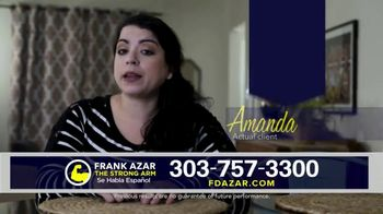 Franklin D. Azar & Associates, P.C. TV Spot, 'Frank Got Me More Money'