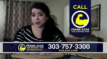 Franklin D. Azar & Associates, P.C. TV Spot, 'Frank Got Me More Money' - Thumbnail 7