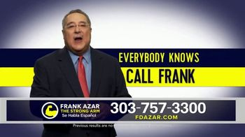 Franklin D. Azar & Associates, P.C. TV Spot, 'Frank Got Me More Money' - Thumbnail 8