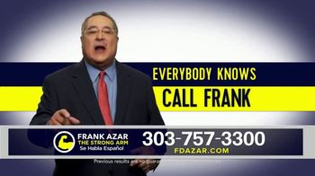 Franklin D. Azar & Associates, P.C. TV Spot, 'Frank Got Me More Money' - Thumbnail 9