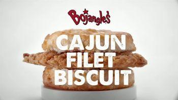 Bojangles' Cajun Filet Biscuit TV Spot, 'Can't Get Better Than This' - Thumbnail 2