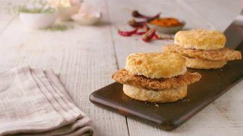 Bojangles' Cajun Filet Biscuit TV Spot, 'Can't Get Better Than This' - Thumbnail 9