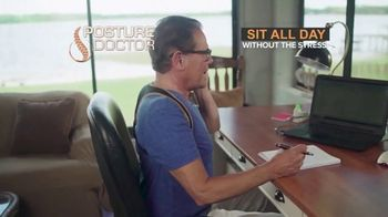 Posture Doctor TV Spot, 'Poor Posture Hurts' - Thumbnail 6