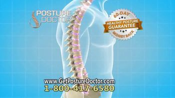 Posture Doctor TV Spot, 'Poor Posture Hurts' - Thumbnail 9