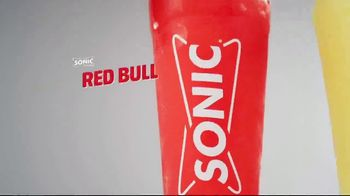 Sonic Drive-In Red Bull Slushes TV Spot, 'Crowd Favorite' Song by Inside Tracks - Thumbnail 1