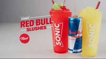 Sonic Drive-In Red Bull Slushes TV Spot, 'Crowd Favorite' Song by Inside Tracks