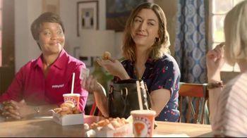 Popeyes Cajun Sparkle Boneless Wings & Tots TV Spot, 'Cajun Sparkle' - 947 commercial airings