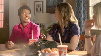 Popeyes Cajun Sparkle Boneless Wings & Tots TV Spot, 'Cajun Sparkle' - Thumbnail 7