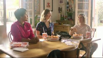Popeyes Cajun Sparkle Boneless Wings & Tots TV Spot, 'Cajun Sparkle' - Thumbnail 8