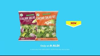 ALDI TV Spot, 'Tricks: Little Salad Bar' - Thumbnail 10