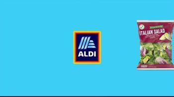 ALDI TV Spot, 'Tricks: Little Salad Bar' - Thumbnail 9