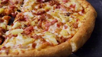 Papa John's Super Hawaiian Pizza TV Spot, 'Say Aloha' Song by The Ventures - Thumbnail 1