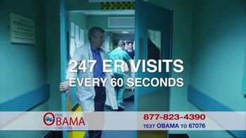 Free ObamaCare TV Spot, 'Get Paid Cash in the Event of an Accident or Major Illness!' - Thumbnail 7