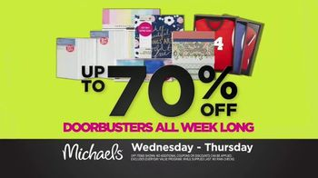 Michaels Spring Black Friday Sale TV Spot, 'All Week Long' - Thumbnail 5