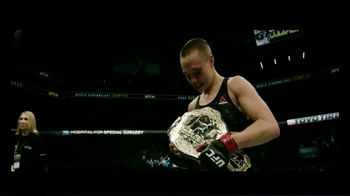 ESPN+ TV Spot, 'UFC 237: Mamajunas vs. Andrade' Song by Adona - 85 commercial airings