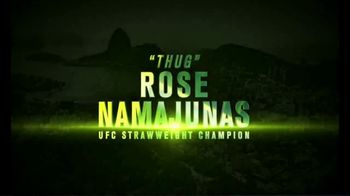 ESPN+ TV Spot, 'UFC 237: Mamajunas vs. Andrade' Song by Adona - Thumbnail 6