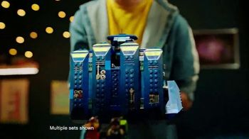 LEGO Movie 2 Play Sets TV Spot, 'Awesomer Together: Rexcelsior' - 348 commercial airings
