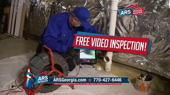 ARS Rescue Rooter $89 Drain Cleaning Special TV Spot, 'Clogged Drains'