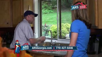 ARS Rescue Rooter $89 Drain Cleaning Special TV Spot, 'Clogged Drains' - Thumbnail 6