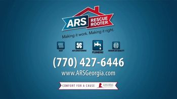 ARS Rescue Rooter $89 Drain Cleaning Special TV Spot, 'Clogged Drains' - Thumbnail 7