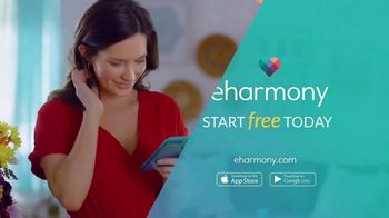 eHarmony TV Spot, 'Almost Perfect' - Thumbnail 9