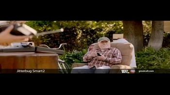 GreatCall Jitterbug Smart2 TV Spot, 'A Simple Smartphone for Seniors to Use' - Thumbnail 2