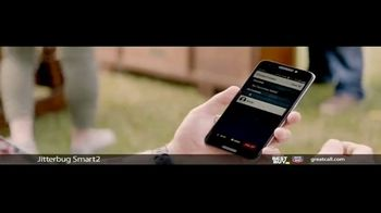 GreatCall Jitterbug Smart2 TV Spot, 'A Simple Smartphone for Seniors to Use' - Thumbnail 4