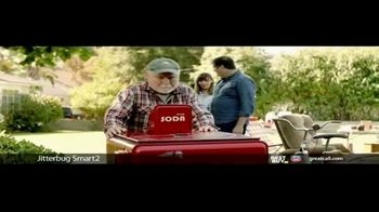 GreatCall Jitterbug Smart2 TV Spot, 'A Simple Smartphone for Seniors to Use' - Thumbnail 6