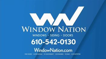 Window Nation 50 Percent Off Sale TV Spot, 'All Style Windows & Free Blinds' - Thumbnail 7