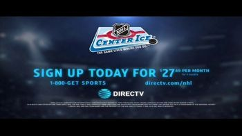 DIRECTV NHL Center Ice TV Spot, 'Ease Your Pain: Half-Season Price' - Thumbnail 6