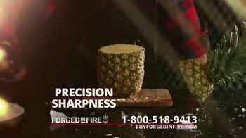 Forged in Fire Chef's Knife TV Spot, 'Heart of Steel and Fire' - Thumbnail 4