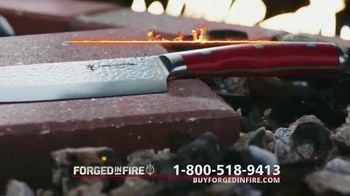Forged in Fire Chef's Knife TV Spot, 'Heart of Steel and Fire' - Thumbnail 6