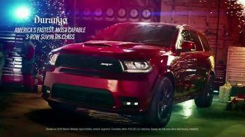 Dodge Big Finish Event TV Spot, 'Upgrade' Featuring Bill Goldberg [T2] - Thumbnail 4