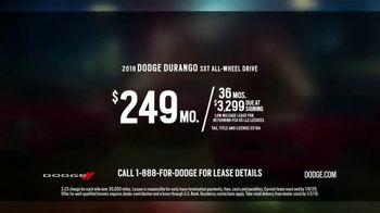 Dodge Big Finish Event TV Spot, 'Upgrade' Featuring Bill Goldberg [T2] - Thumbnail 6